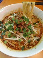 「担々麺¥750」@味屋ラーメンの写真