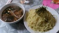 「つけ麺_780円」@中華料理 一番の写真