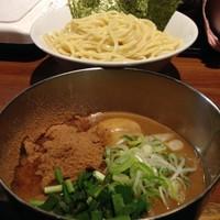 「牛ホルつけ麺、全部のせ(¥1,160)」@カナヤマ55の写真