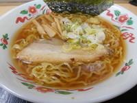 「煮干し醤油ラーメン」@梓川サービスエリア 上りの写真