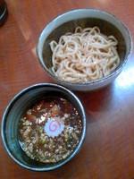 「つけ麺750円」@麺屋 きよしの写真
