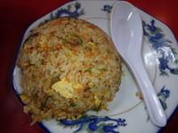 「拉麺(580円)、五目焼めし(600円)」@萬来軒の写真