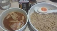 「つけ麺(醤油)並800円」@麺や けせらせらの写真