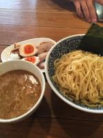 「特製つけ麺 大盛り」@らーめん 月うさぎの写真