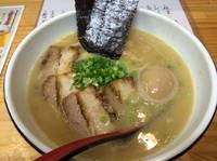 「特製純正鶏白湯らーめん 塩  950円」@中華麺酒家 からっ風の写真