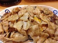 「スタミナカレー(ヤキ)肉多め中盛10倍【1340円】」@バーグ 浅田店の写真