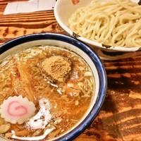 「チャーシューつけ麺(大盛無料)1000円」@麺屋 久兵衛の写真