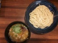 「塩つけ麺(中盛)」@麺屋 昇真の写真