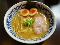 「煮玉子らー麺(770円)」@九段 斑鳩の写真
