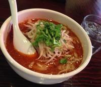 「担々刀削麺」@刀削麺荘 唐家 秋葉原店の写真