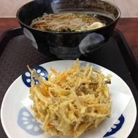 「ごぼう天(¥400)」@かしわや 武蔵小杉店の写真