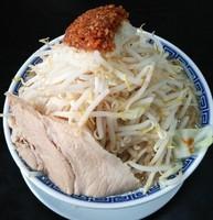 「ラーメン:730円」@山勝角ふじ 利府店の写真