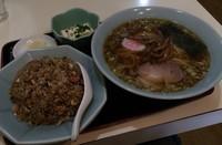 「チャーハンセット」@中華料理 二幸の写真
