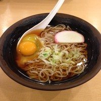 「月見(¥360)」@大森小町食堂の写真