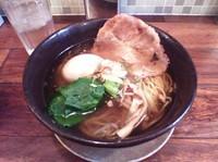 「味玉そば(醤油)」@麺屋 空海 海浜幕張店の写真