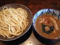 「濃厚つけ麺(大):850円」@つけ麺 ジンベエの写真