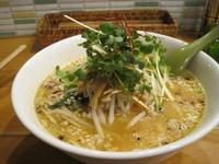 「(限定)味噌SOBA 850円」@麺屋 Hulu-luの写真