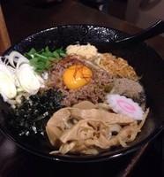 「台湾まぜそば」@ダイニングキッチン 一恵(ICHIE)の写真