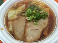 「麺や食堂」@TCKラーメンラーメンサミット2014の写真