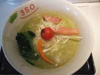 「【限定】3SOポタージュめん(M)(880円)」@RA-MEN 3SOの写真