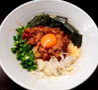 「やみつき台湾風まぜそば(820円)」@極濃つけ麺 プルプル55の写真
