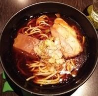 「黒醤油:780円」@らーめん くろくの写真