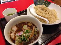 「特製つけ麺250B」@麺やこうじの写真