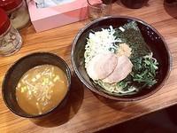 「濃厚つけ麺」@横浜家系ラーメン 壱角家 蕨店の写真