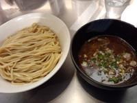 「濃厚つけ麺(醤油・中盛同料金)780円」@麺処 ほん田 東京駅一番街店の写真