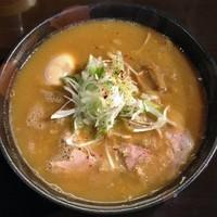 「味噌らーめん」@らーめん桜倉の写真