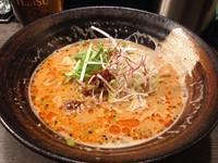 「担々麺(細麺ストレート)」@四川麺条 香氣 千歳烏山店の写真