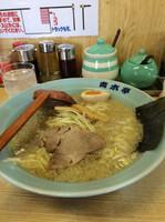 「ラーメン600円」@ラーメン青木亭 瀬崎店の写真