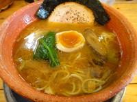 「あってり麺(しょうゆ)」@あってりめんこうじの写真
