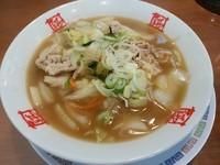 「白菜ラーメン(並盛・150g)685円」@おおぎやラーメン 高崎問屋町店の写真