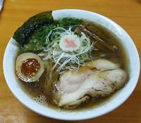 「鶏らぁめん¥600」@麺屋 猪貴 -CHOKI-の写真