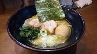 「味玉らーめん・・780円」@しょうゆのおがわや 橋本店の写真