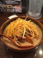 「北海道ネギ味噌」@蔵出し味噌 麺場 壱歩の写真