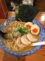 「特製濃厚鶏醤油980円」@麺屋たけまるの写真