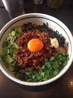 「台湾まぜそば」@濃厚担々麺 はなび 蟹江店の写真
