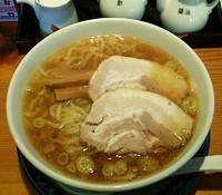 「手揉み中華そば¥630」@龍神麺の写真