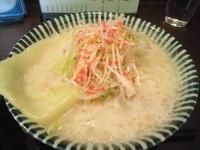 「鶏生姜ラーメン 800円」@めんや 薫寿の写真
