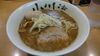 「らーめん・・690円」@創作らーめん 小川流 二本松店の写真