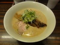 「豚鶏節らーめん」@らーめん 会 神戸本店の写真