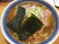 「ラーメン700円(中盛無料)」@中華そば みとやの写真