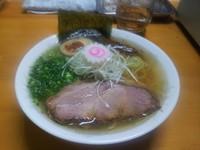 「塩ラーメン」@麺屋 猪貴 -CHOKI-の写真