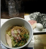 「特製ねぎ油そば(醤油)」@麺庵 小島流の写真