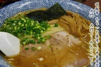 「大門こってりラーメン」@ちょっと美味しい中華食堂 大門の写真