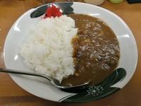 「カレーライス \450」@浅草 福ちゃんの写真