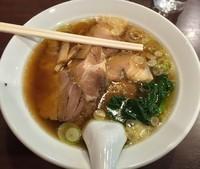「チャーシュー麺(¥850)」@大新 藤沢南口店の写真