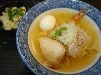 「【nijiの日】鯛そば¥950+鯛めし¥200=¥1150」@麺処 ほん田 nijiの写真